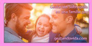 Gestación Subrogada en Parejas gays