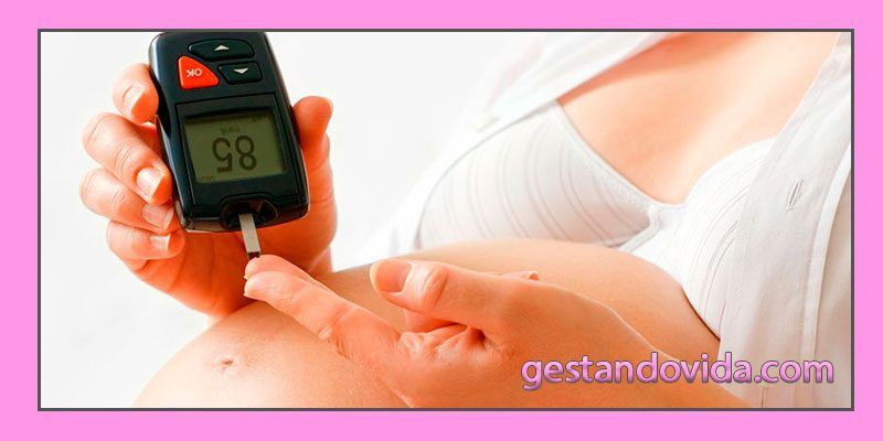 consejos durante la diabetes gestacional
