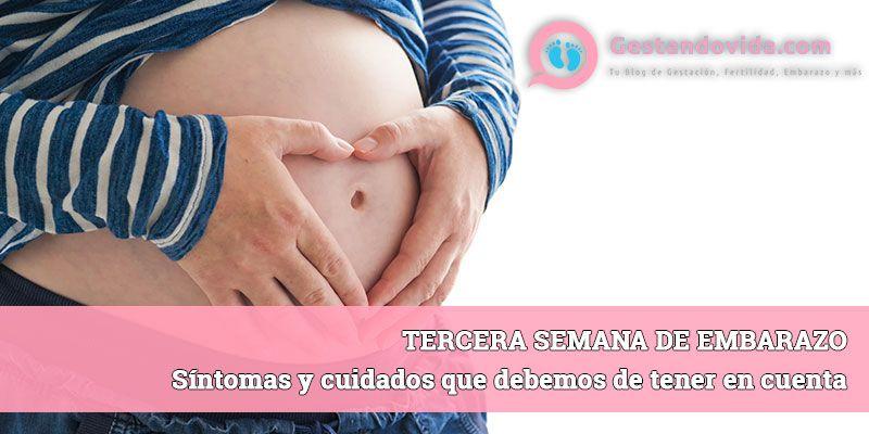 semana 3 de embarazo