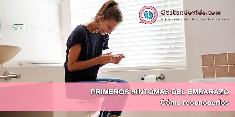 primero sintomas embarazo